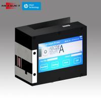 Digital Handheld Inkjet Printer , Expiry Date And Batch Number Printing Machine