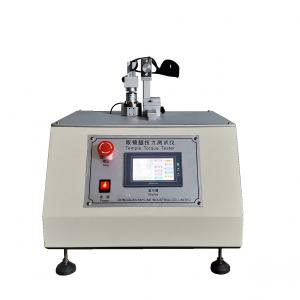 China Spectacle Frame Tester PLC Control Temple  Torque  Tester US Voltage on sale