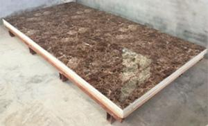 China Modern Fiber Cement Panel Siding , Fiber Cement Wood Siding Fluorocarbon Paint on sale