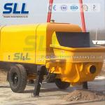 High Pressure Small Portable Concrete Pump Truck Used Mini Concrete Pump