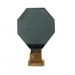 China FSTN Po Small Lcd Round OLED Display 128128 Micro Oled Display on sale