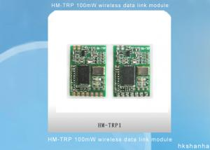 China HM-TRP 100mW RF wireless data link modules on sale