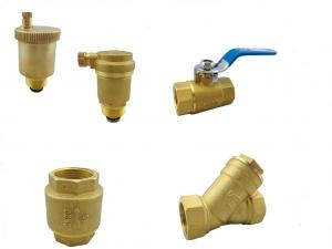 China solar water heater valves on sale