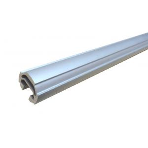 China Custom Extruded Aluminum Alloy Seamless Pipe / Lean Aluminum Pipes on sale