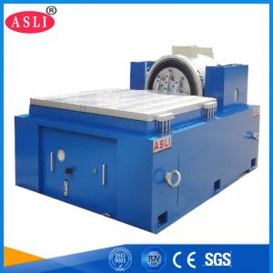 Quality Sinusoidal X Y Z Axis Electromagnetic Vibration Test Table Machine Equipment for sale