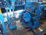 rollo de 7,6 - del 16MM que forma la línea, tubo que hace el acero galvanizado máquina