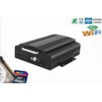ROHS 4CH WIFI GPS Live View 3G Car DVR Hard Drive SD Card Storage