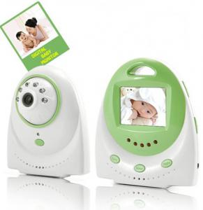 China 2.4 inch baby monitors with night vision on sale