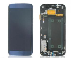 China China Wholesale Original Display For Samsung S6 LCD Digitizer Assembly on sale