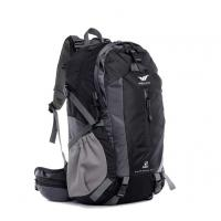 600D nylon unisex hiking backpack---anti-water&Multi-fonction camping backpack-Mountaintop 40L