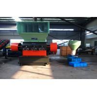 55kw Plastic Crusher Machine , Waste Plastic Recycling Equipment