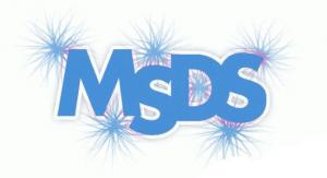 China What is the cost of MSDS report on sale