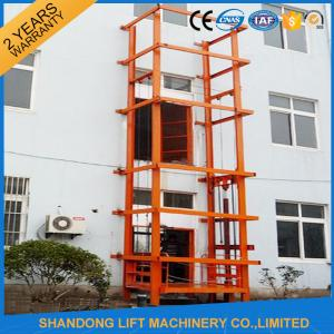 China 1000 kg Warehouse Cargo Hydraulic Lift Table with Anti Slip Safety Device on sale
