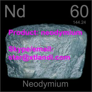 China neodymium silver-white neodymium cas:7440-00-8 supply crystal neodymium NEODYMIUM BLOCK neodymium on sale