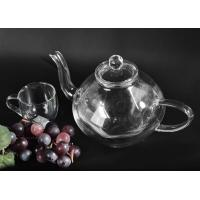 Hand Made Heat Resistance double wall insulated cup and Teapot , Healthy