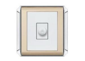 China 400W 250V 1 gang Dimmer electrical wall socket with OEM service on sale