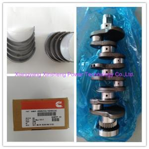 China Foton Cummins Isf2.8 Spare Part: Crankshaft 4980384, Crankshaft Bearing 4996250 on sale