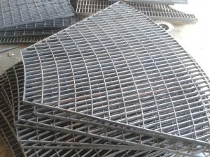 China galvanized mesh steel grating/heavy duty steel grating/architectural building material grating on sale