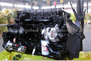China Dongfeng Cummins Truck Engine ISDe270 30 ISDe 6.7 198KW  For Coach Vehicle on sale
