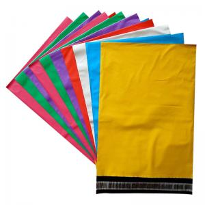 China Custom Printing Poly Mailing Bags/Plastic Packaging/green poly bag mailer on sale