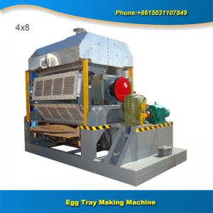 China High grade full automatic egg tray multi layers metal dryer production line on sale
