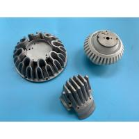 OEM\ODM Zinc Die Casting Products Smooth Surface​ For Aluminum Heat Sink