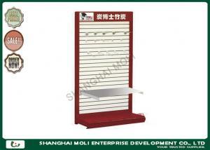 China Bamboo - charcoal products Shop Display Racks retail clothing display racks on sale