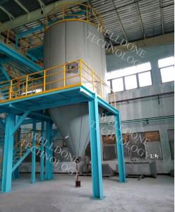 China LPG Commercial Spray Dryer , Fish Hydrolyzed Protein Spray Drying Equipment on sale