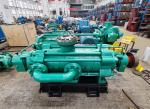 Ductile Iron 196-336m3/h Multistage Water Pump horizontal for Sewage Treatment