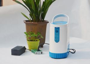 China Lightweight Compact Oxygen Concentrator , Atomization Function 5l Oxygen Concentrator on sale