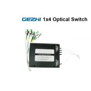 China 1x4 Opto Mechanical Optical Fiber Switch Module For OXC System Monitoring on sale