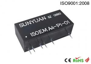 China 3000VDC Analog Isolation Amplifier , Dc Current Voltage Signal Isolated Transmitter on sale
