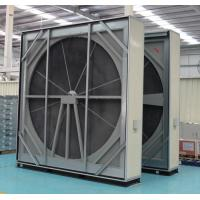 High Air Flow 1 Row Water Cooled Heat Recovery Air Handling Units