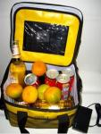 bolso solar multifuncional de alta calidad 4w del refrigerador