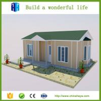 Best quality EPS sandwich panel modular prefab house for Senegal