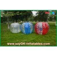 Commercial Inflatable Human Hamster Ball Reusable For Family Sports