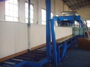 China Automatic Horizontal Low Pressure Polyurethane Foam Machine With U.S Viking Pump on sale