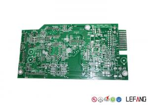 China 94V0 2 Layers Single Sided Copper Clad PCB Board For Automotive GPS System on sale