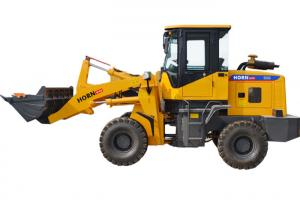 China Sugarcan Compact Wheel Loader 920T 1000kg Rated Load With Hydraulic Steering on sale