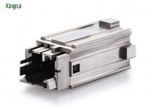 China Metal Connector Mold Parts Customer OEM / EDM Processing CAD / UG Design Software on sale