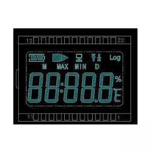China Negative VA LCD Display Black Background for Electronic Equipment on sale