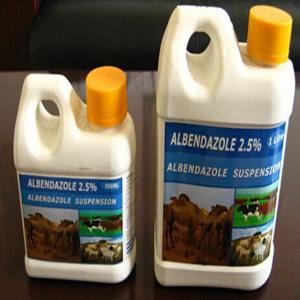 China Albendazole Suspension on sale