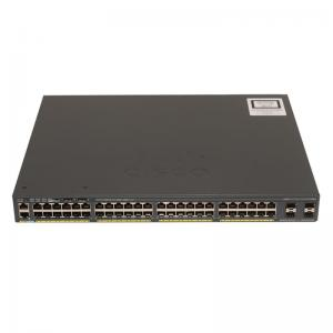 China New In Stock Cisco Catalyst 2960XR Series 48 Port SFP Gigabit PoE Network Switch WS-C2960XR-48TS-I on sale