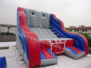 China inflatable jacob ladders game , inflatable sports games on sale