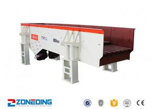 China ZSW Vibrating Feeder Coal Vibrating Hopper Feeder For Metallurgy / Coal on sale
