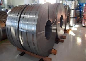 China Polished Hot Dipped Galvanized Steel Coils / SS400 Steel Strip Coil on sale