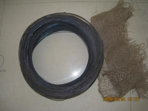 China Q195 Black Annealed Iron Wire BWG20 on sale
