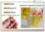 Занимаясь культуризмом вводимое масло Болденоне Сипионате стероидов 200 Мг/Мл в массовом запасе