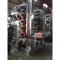 Six Roll Pvc Film Calender Machine / Calendering Equipment For Food / Medical Packaging