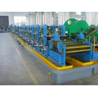 China Precision Longitudinal Straight ERW Welded Pipe Mill Line pipe making machine on sale